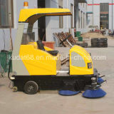 Flexible High Power Battery Sweeper with CE Kmn-I800