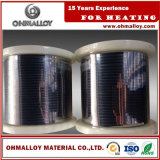 Ohmalloy Nicr Ribbon 0.5X5mm Ni30cr20 for Heating Elements