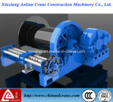 New Type Electric Wire Rope Pulling Winch