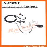 Dp3441/Dp2000/Dp2400/Dp2600 Acoustic Tube Earphone with Mic & Ptt