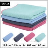 Microfiber Bath Towel Yoga Towel Washing Towel of Solid Colours
