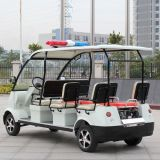 International Accepted Safe Electric Paramedic Vehicle (DVJH-1)