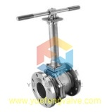 Cryogenic Low Temperature Floating Stainless Steel Ball Valve