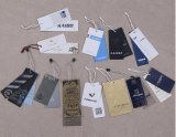 Offset Printing Paper Hang Tags with Strings (GB-032)