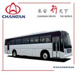 65-77 Seats Labor Bus/Commuter Bus Bench Seat Tata/Ashok Layland Model