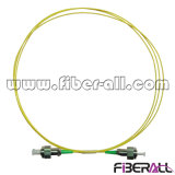 FC/APC Sm Optical Fiber Patch Cord Sx 0.9mm
