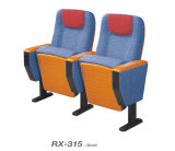 Fabric and Metal Meeting Chair (RX-315)