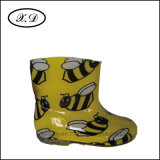 Fashion Rain Boots PVC Boots for Kid′s