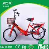 Steel Frame City Electric Sport Hybrid Bike for Sales