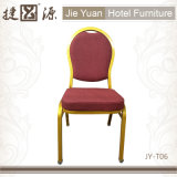 Firm Metal Banquet Dining Chair (JY-T06)