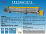 Glass Tempering Furnace Pg550L Glass Lid Production Line