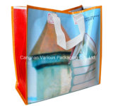 Recycled Customized PP Woven Shopping Bag, Non Woven Bags
