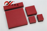 Red Special Paper Earring Box for Jewelry Storage