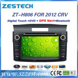 Wince Car DVD Player with Mtk 3360 Chipset for 2012 Honda CR-V (ZT-H804)