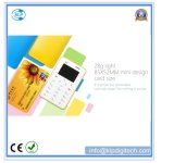Hot Selling X6 Ultra Thin Mini Mobile Phone