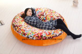 Big Size Midday Rest Doughnut Soft Pillow for Birthday Gift