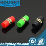 Adaptor FC Simplex Small D Type Zinc Alloy & Copper