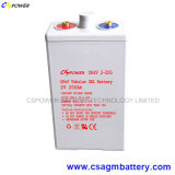 Longest Life Opzv Tubular Gel Battery 2V300ah