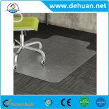 Anti-Bacteria PVC Rectangular Material Chair Mat for Woood Floor