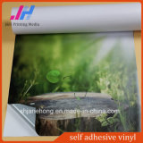 80mic Grey/White Self Adhesive Vinyl in Rolls for Printing