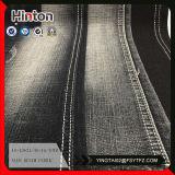 Black Color 8oz Denim Fabric with Slub Style