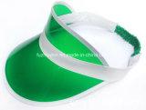 UV Protection Plastic Sun Visor Cap