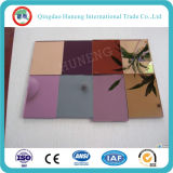 4-6mm Golden Reflective Glass with Best Quality for Building