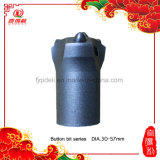 6 Carbide Tips of Button Bit for Mining Working (38mm)