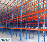 Q235 Steel Industrial Storage Heavy Duty Metal Pallet Rack