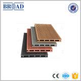 Environmental Friendly Wood Plastic Composite WPC Hollow Flooring