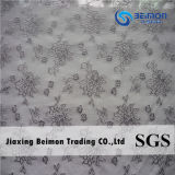 80.2%Nylon 19.8%Spandex Jacquard Mesh Fabric for Underwear