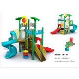 Outdoor Playground Equipment out/Outdoor Playground Playhouse with Slide/Outdoor Playground