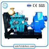 Self Priming Horizontal Diesel Engine Water Pump for Waterworks