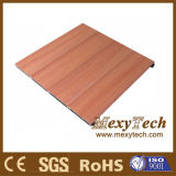 Simple Flat WPC Wood Ceiling Decoration