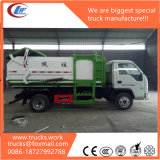 Collecting Sewer Cleaning Side Loader Self-Loading Garbage Trucks