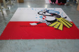 Advertising Full Color Polyester Fabric Banner Printing (SS-FB20)