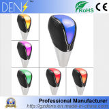 Auto Car Touch Activated Blue/Red/White/Changeable LED Manual Mt Gear Shift Knob