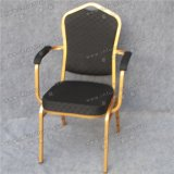 Aluminum Armchairs Used in Hotel (YC-D114-01)