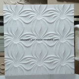 Artificial Stone Beige Marble Sculpture for Wall Decoration