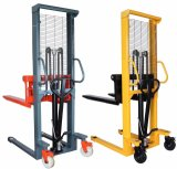 China Wholesale Manual Hydraulic Stacker 2t