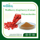 100% Pure Raw Material Wolfberry Polysaccharide Powder 40% Plant Extract