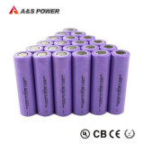 Deep Cycle Rechargeable 2200mAh18650 Li-ion Battery for Camera