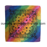 Factory Direct Sell Cheap Customized Full Print Cotton Bandana