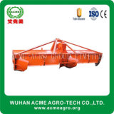 Tractor Mounted 2 Rows Ridger for Planting Cassava, Cassava Filed Soil Ridging Machine