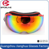 Customized Strap Winter Anti Fog Snow Sports Goggles Spherical Dual Lens Unisex