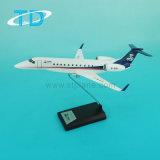 Premium Business Gift Sino Jet Legacy650 Resin Commercial Jet Model
