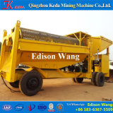 High Recovery Rate Gold Wash Plant