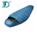 New Design Outdoor Camping Waterproof Mummy Duck Down Sleeping Bag