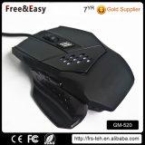 Avago Sensor 5050 IC 3600 Dpi 6D Ergonomic Laser OEM Gaming Mouse