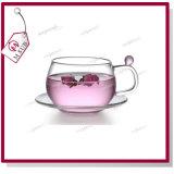 Elegant Style Espresso Glass Cup Mugs Tea Coffee Cappuccino